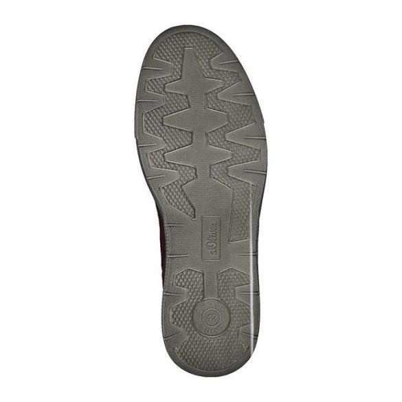 s.Oliver férfi cipő-5-13600-24 500