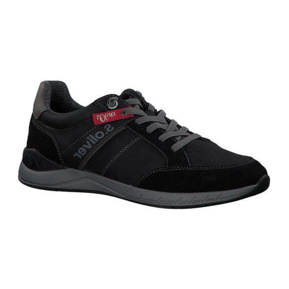 s.Oliver férfi cipő-5-13611-35 001