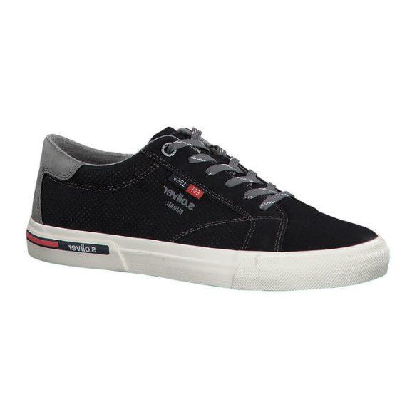 s.Oliver férfi cipő-5-13630-24 805