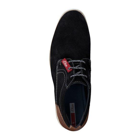 s.Oliver férfi cipő-5-13635-24 805