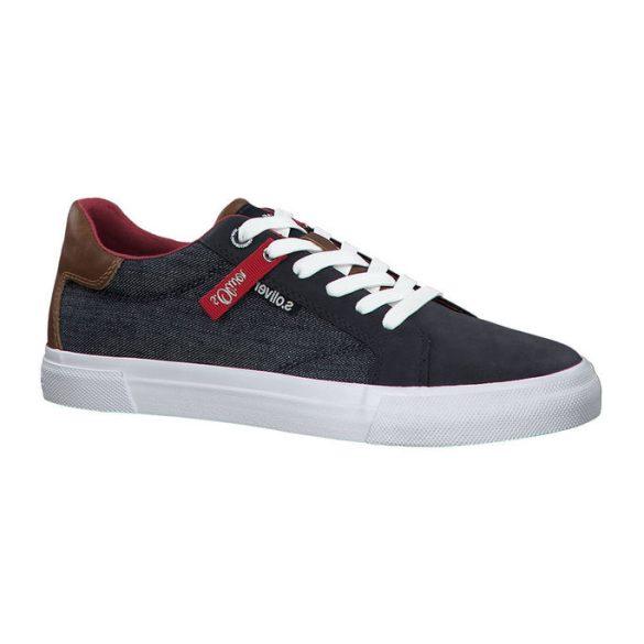 s.Oliver férfi cipő-5-13641-24 802