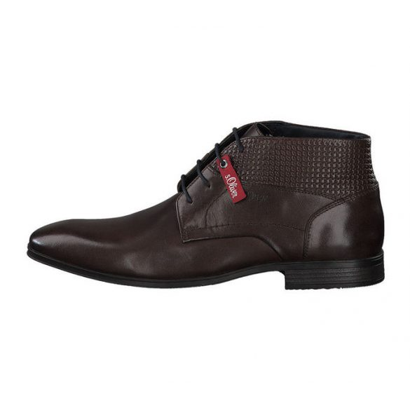 s.Oliver férfi cipő-5-15100-25 352