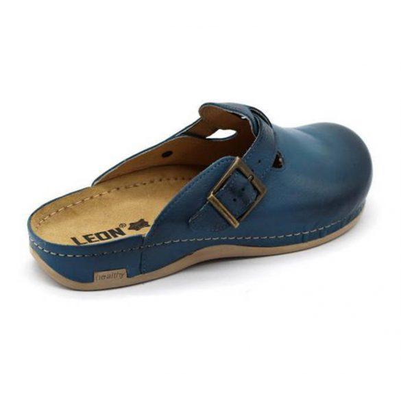Leon Comfort férfi papucs-707 Dark Blue